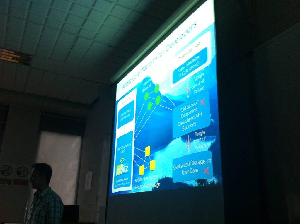 Airbitz's core platform for developers