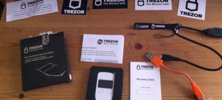 trezor-unboxing