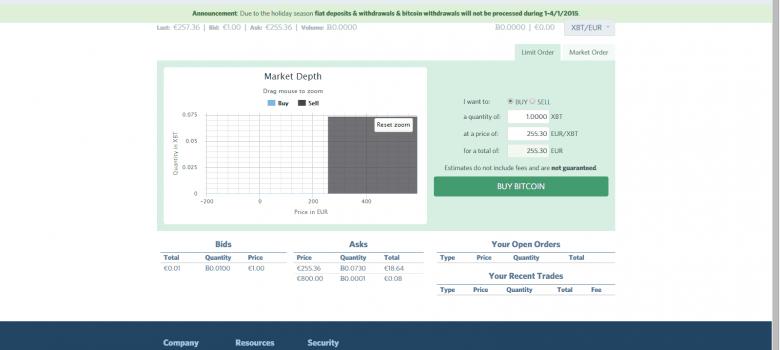 Coinfloor Bitcoin Exchange Review