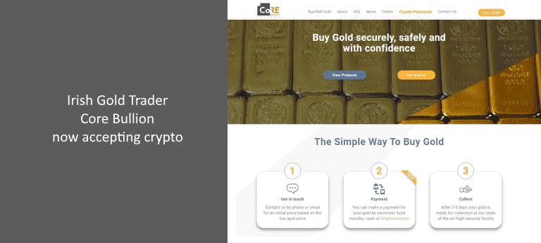 commercio bitcoin in irlanda